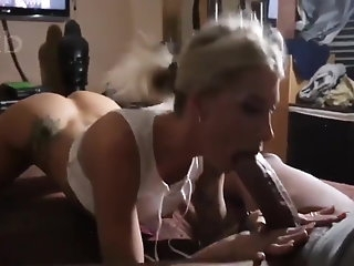 WIFE anal sex